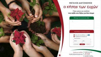 Garden Center Βασιλειάδη   Digital Contest